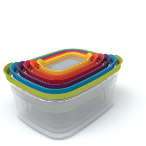 Joseph Joseph Set of 6 Nesting Storage - IWOOT