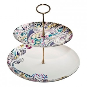 Monsoon Home Collection Cake Stand - Denby