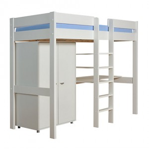 Stompa Uno Plus High Sleeper - John Lewis