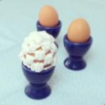Crochet a Vintage Egg Cosy
