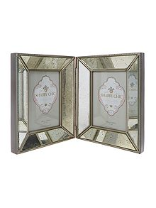 Shabby Chic Vintage Mirror Frame - House of Fraser