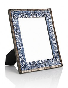 Tile Print Photo Frame - Marks and Spencer