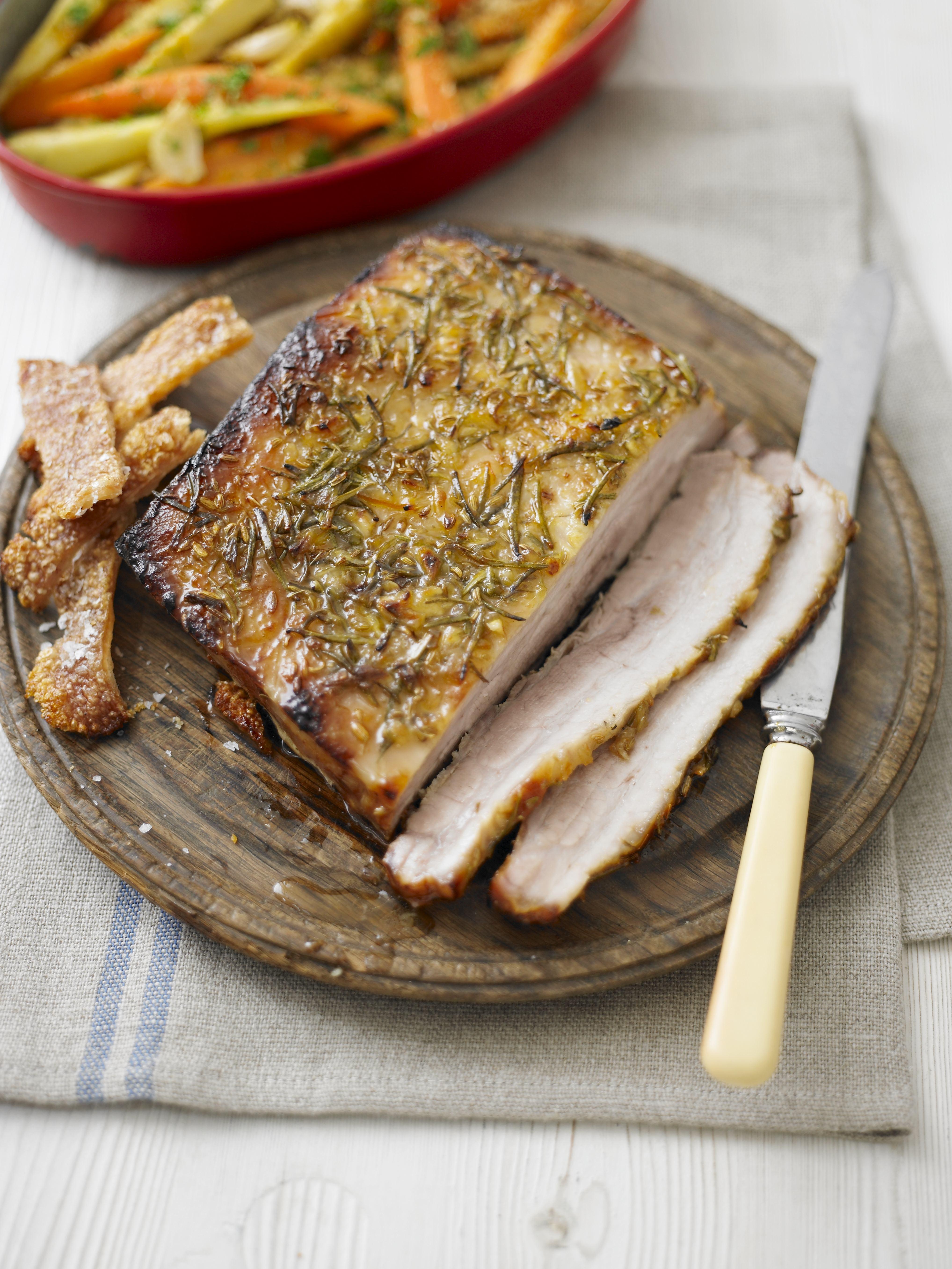 146 Slow Roast Belly of Pork HR