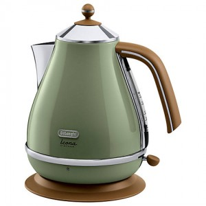 De'longhi vintage icona kettle from john lewis