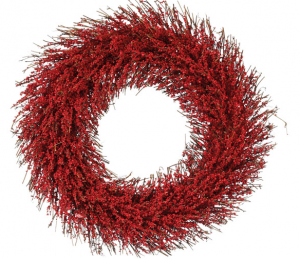 Faux Berry Wreath - Oka