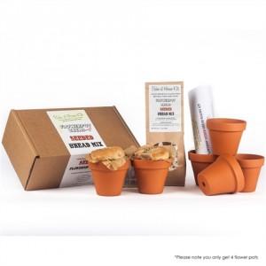 Flowerpot Bread Making Kit - Find Me A Gift