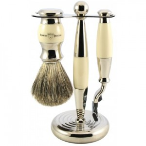 Ivory Shaving Set - English Abode