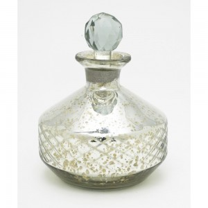 Lisbeth Dahl Antique Silver Perfume Bottle - Mollie & Fred