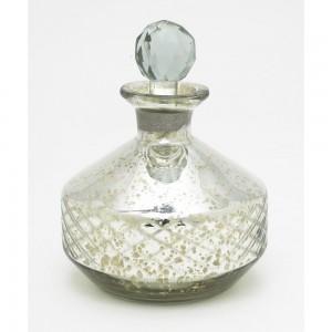 Lisbeth Dahl Antique Silver Perfume Bottle - Mollie & Fred