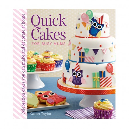 Quick Cakes Cover