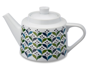 Sagaform Retro Teapot - Twinings