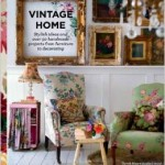 From the Bookcase: Vintage Home by Sarah Moore