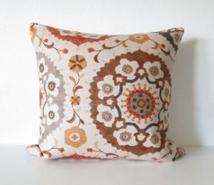 Autumn Tones cushion cover - chicdecorpillows
