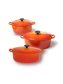 Le Creuset Cast Iron Cookware - House of Fraser