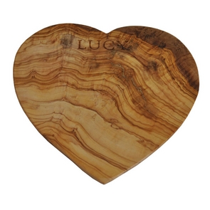 Personalised Olive Wood Chopping Board - Handpicked Collection