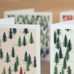 Win Hand Designed Christmas Cards from Ned's Cabin!