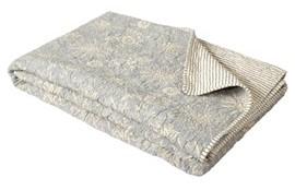 Sheherezade Reversible Cotton Quilt - OKA Direct
