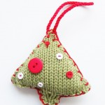 Knit Your Own Christmas Trees
