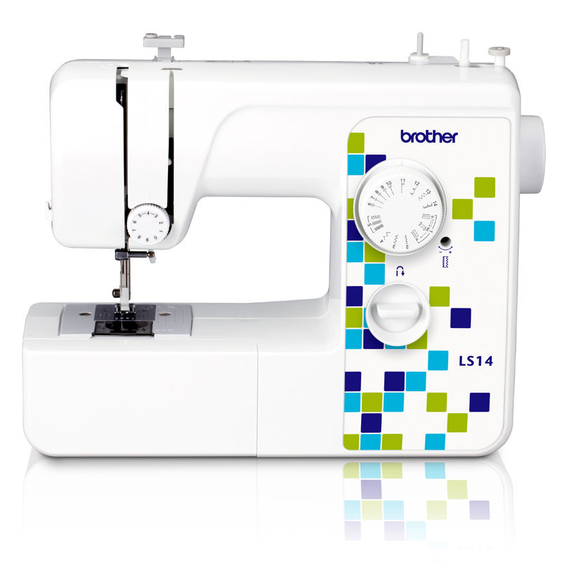 We Love The Brother LS40 Sewing Machine Make It Shabby Best Brother Basic Sewing Machine