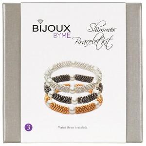 bijoux by me shimmer bracelet kit - john lewis