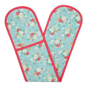 clifton rose double oven glove - cath kidston