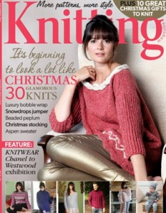 knitting - magazine subscriptions