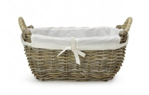 kubu laundry basket - laura ashley