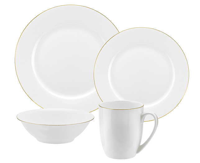 royal worcester serendipity 16 piece dinnerware set - scotts of stow