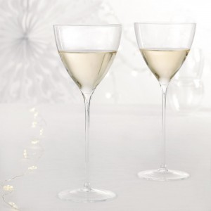 wine glasses - the white company