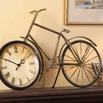 We Love… The Original Gift Company's Vintage Bicycle Clock