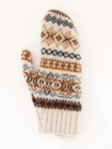 no knit mitts