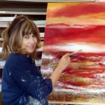 We Meet… Artist Louise Brooks