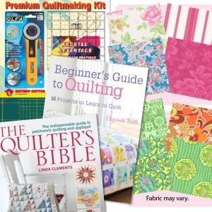 Beginner Quilting Collection - Stitch Craft Create