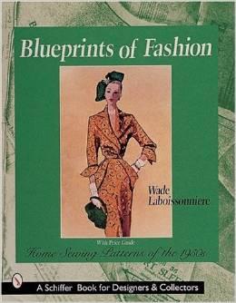 blueprints of fashion 1950s