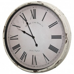 classic station clock - dotcomgiftshop