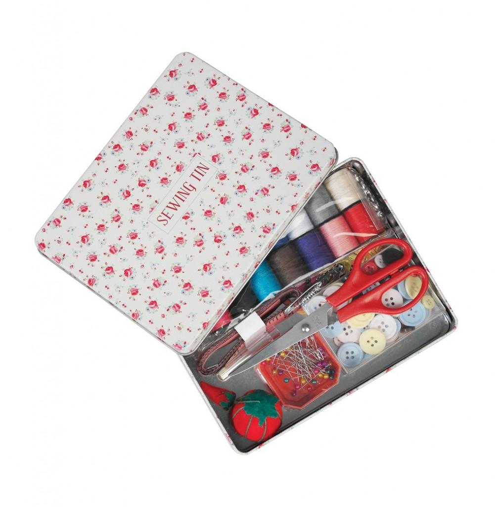 la petite rose sewing kit - dotcomgiftshop