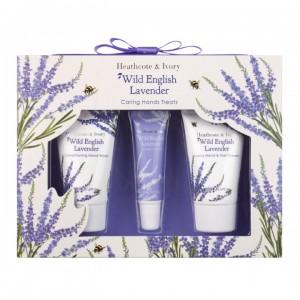Wild English Lavender Caring Hand Treats