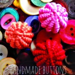 woven buttons