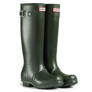 hunter original tall wellington boots - philip morris and son