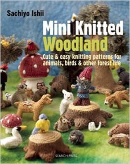 mini knitted woodland sachiyo ishii