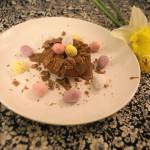 Chocolate Donut Nests