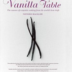 From the Bookcase: Vanilla Table by Natasha MacAller