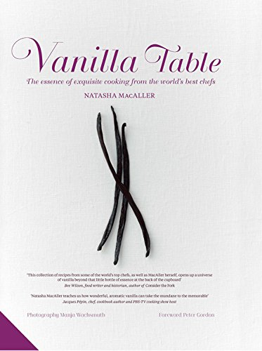 Vanilla Table - Natasha Macaller