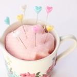 Make It: Teacup Pin Cushion