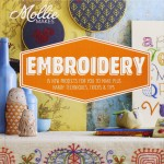 From the Bookcase: Mollie Makes Embroidery