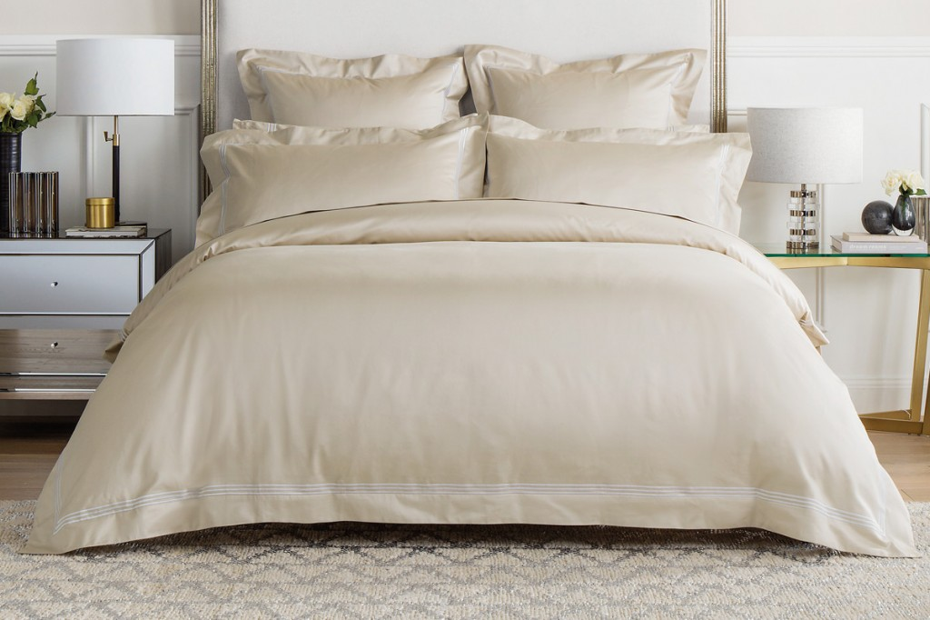 SHERIDAN PALAIS LUX QUILT COVER