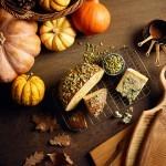 Pumpkin and Colston Bassett Stilton Bread